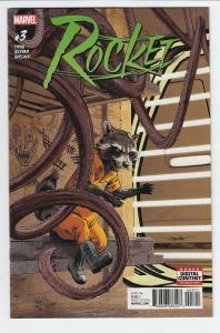 ROCKET (2017 MARVEL) #3 NM- A63692