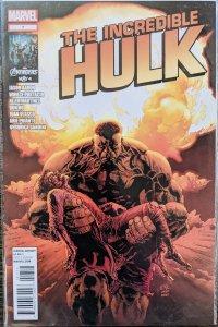 Incredible Hulk #7 (2012)