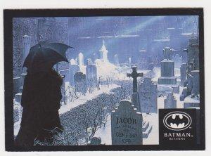 1992 O-Pee-Chee Batman Returns #F