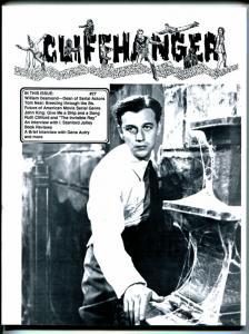 Cliffhanger #27 2000-John King-movie serials-Tom Neal-Ruth Clifford-FN/VF
