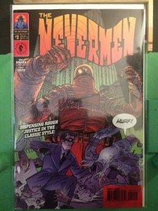 The Nevermen #2