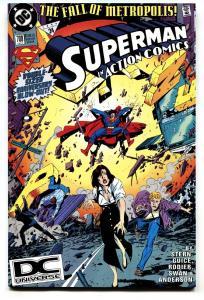 ACTION COMICS #700 comic book Marriage of Pete Ross & Lana Lang. 1994