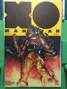 XO Manowar #13 Visigoth