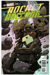 Rocket Raccoon #5 Variant Edition (Marvel, 2015) VF/NM