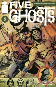 Five Ghosts #9 VF/NM; Image | save on shipping - details inside