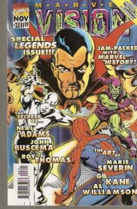 Marvel Vision #23 VF/NM; Marvel | save on shipping - details inside