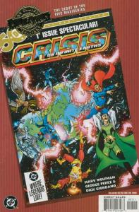Millennium Edition: Crisis on Infinite Earths #1 VF/NM; DC | save on shipping -