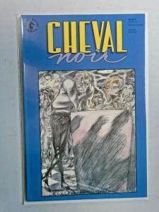 Cheval Noir #8 8.0 VF (1990)