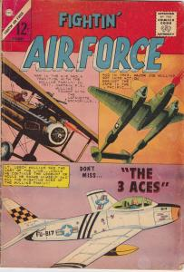Fightin' Air Force #4