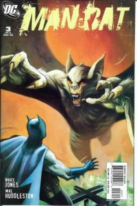Man-Bat (4th Series) #3 FN; DC | save on shipping - details inside