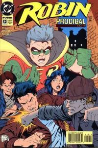 Robin (1993 series) #12, NM (Stock photo)