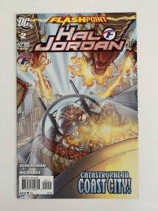 FLASHPOINT HAL JORDAN #2 FIRST PRINT DC COMICS (2015) GREEN LANTERN FLASH NM