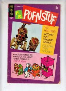 H.R. Pufnstuf #3 (Apr-71) VG Affordable-Grade H.R. Pufnstuf