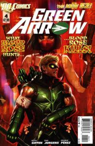 Green Arrow (5th Series) #4 VF/NM; DC | save on shipping - details inside