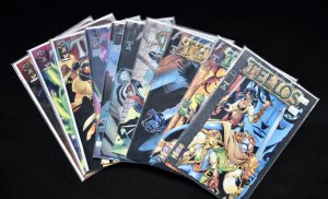 Tellos #1-10 (Image, 1999-2001) 10 Issues