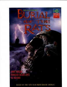10 Comics Burial of the Rats 1 2 3 Raw City 1 2 3 Extremes of Violet 0 1 2+ J398