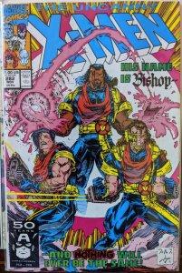 UNCANNY X-MEN #282. - 1st Appearance of Bishop (Cameo). 9.0+ folks!!