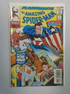 Amazing Spider-Man #-1 Marvel Minus 1 Flashback 6.0 FN (1997 1st Series)