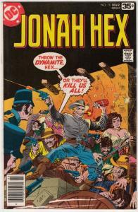 Jonah Hex #10 (Mar-78) FN Mid-Grade Jonah Hex