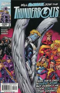 Thunderbolts #27 VF/NM; Marvel | save on shipping - details inside