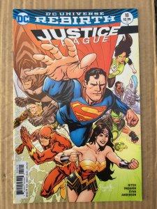 DC Rebirth Justice League #18