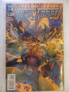 Justice League Task Force #29 (1995)