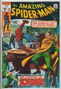 Amazing Spider-Man #83 (Apr-70) VF/NM High-Grade Spider-Man