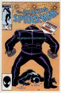 SPIDER-MAN #271,  VF+, Crusher Hogan, Amazing, 1963, more ASM in store