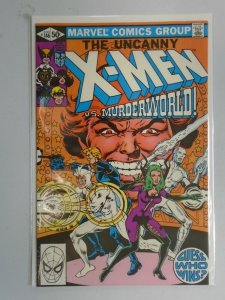 Uncanny X-Men #146 Direct edition 6.0 FN (1981 1st Series)