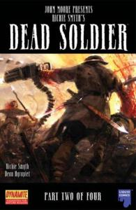 John Moore Presents: Dead Soldier #2, VF+ (Stock photo)