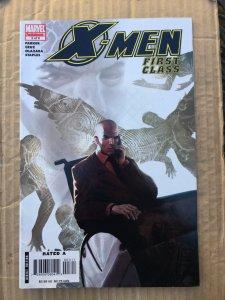X-Men: First Class #3 (2007)