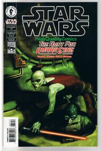 STAR WARS #31, NM-, Tim Truman, Hunt for Aurra Sing, 1998, more SW in store