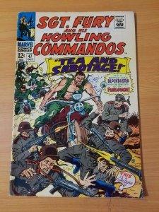 Sgt. Fury #47 ~ FINE - VERY FINE VF ~ (1967, Marvel Comics)