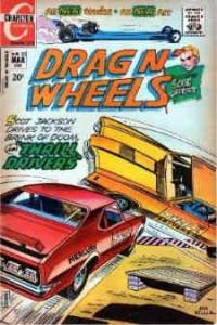 Drag 'n' Wheels #52 VG; Charlton | low grade comic - save on shipping - details