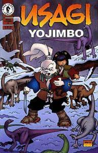 Usagi Yojimbo (1996 series) #8, NM- (Stock photo)