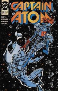Captain Atom (1987 series) #36, NM- (Stock photo)