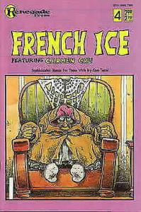 French Ice #4 VF/NM; Renegade | save on shipping - details inside