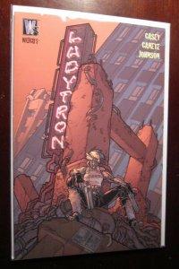 Wildcats Ladytron #1 8.0 VF (2000)