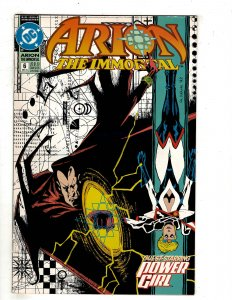 Arion the Immortal #6 (1992) YY3