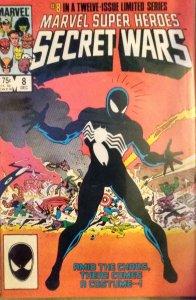 Marvel Super Heroes Secret Wars #8 (1984)8.5