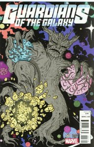 Guardians of the Galaxy #1 Retailer Incentive 1/10 Variant Allred Kirby Monster