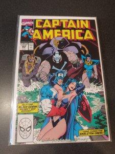 Captain America #369 (1990)