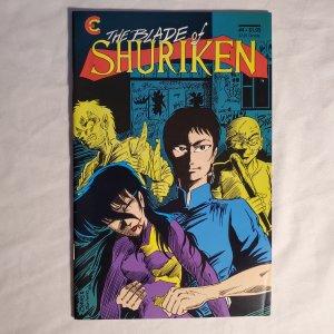 Blade of Shuriken 4 Fine