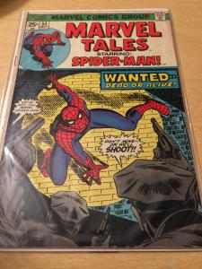 Marvel Tales #53 featuring Spider-Man