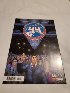 Letter 44 1 Near Mint- Cover by Alberto Alburquerque