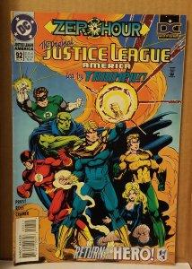 Justice League America #92 (1994)