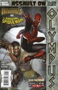 Assault on New Olympus Prologue #1 FN; Marvel   save on shipping - details insid