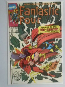 Fantastic Four #339 featuring Thor 8.0 VF (1990 1st Series)