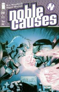 Noble Causes (Vol. 3) #29 VF/NM; Image | save on shipping - details inside