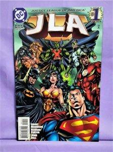 Grant Morrison JLA #1 Justice League of America Howard Porter (DC, 1997)!